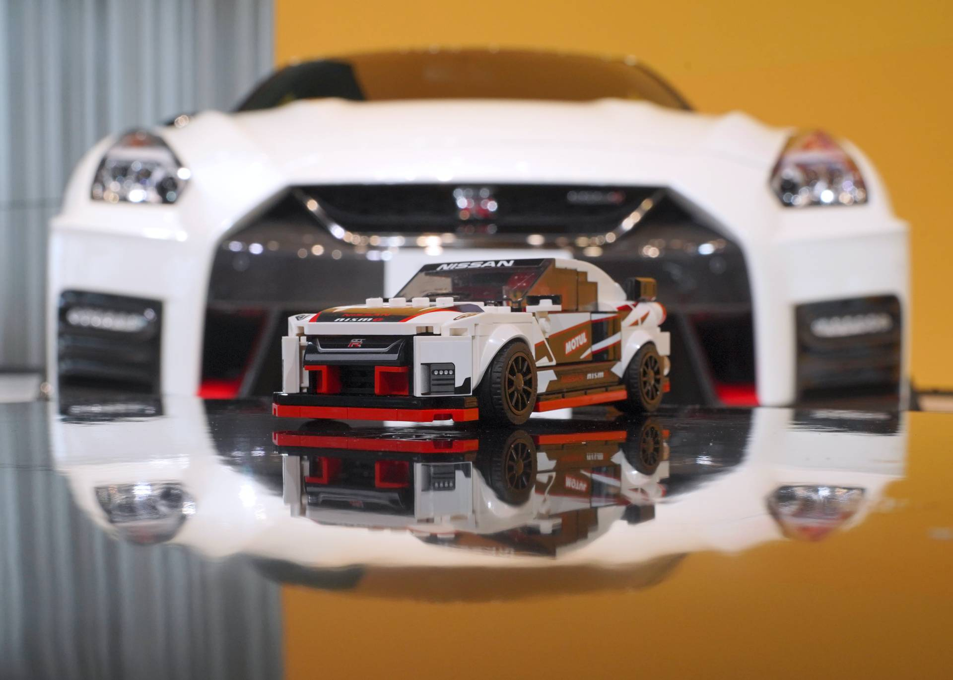 2020 Nissan Gt R Nismo And Lego Speed Champions Nissan Gt R Nismo 1