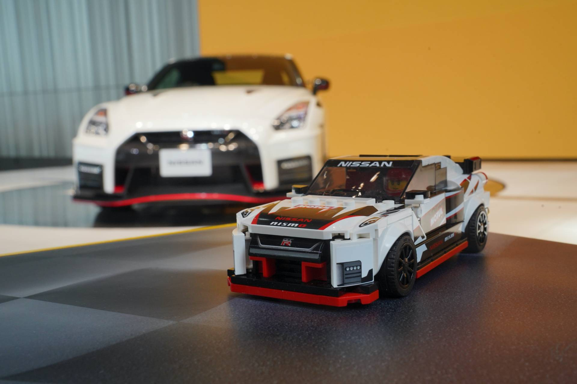 2020 Nissan Gt R Nismo And Lego Speed Champions Nissan Gt R Nismo 2