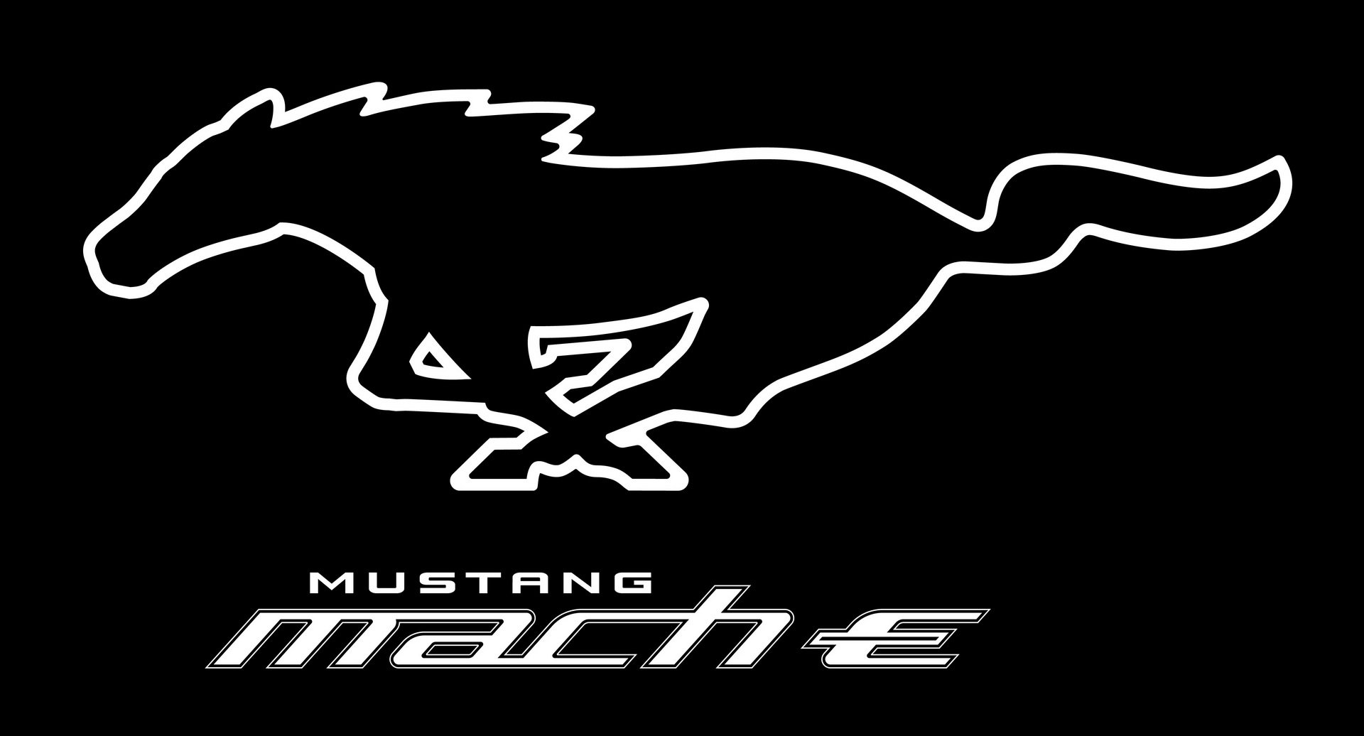 2020 Ford Mustang Mach E Electric Suv 2