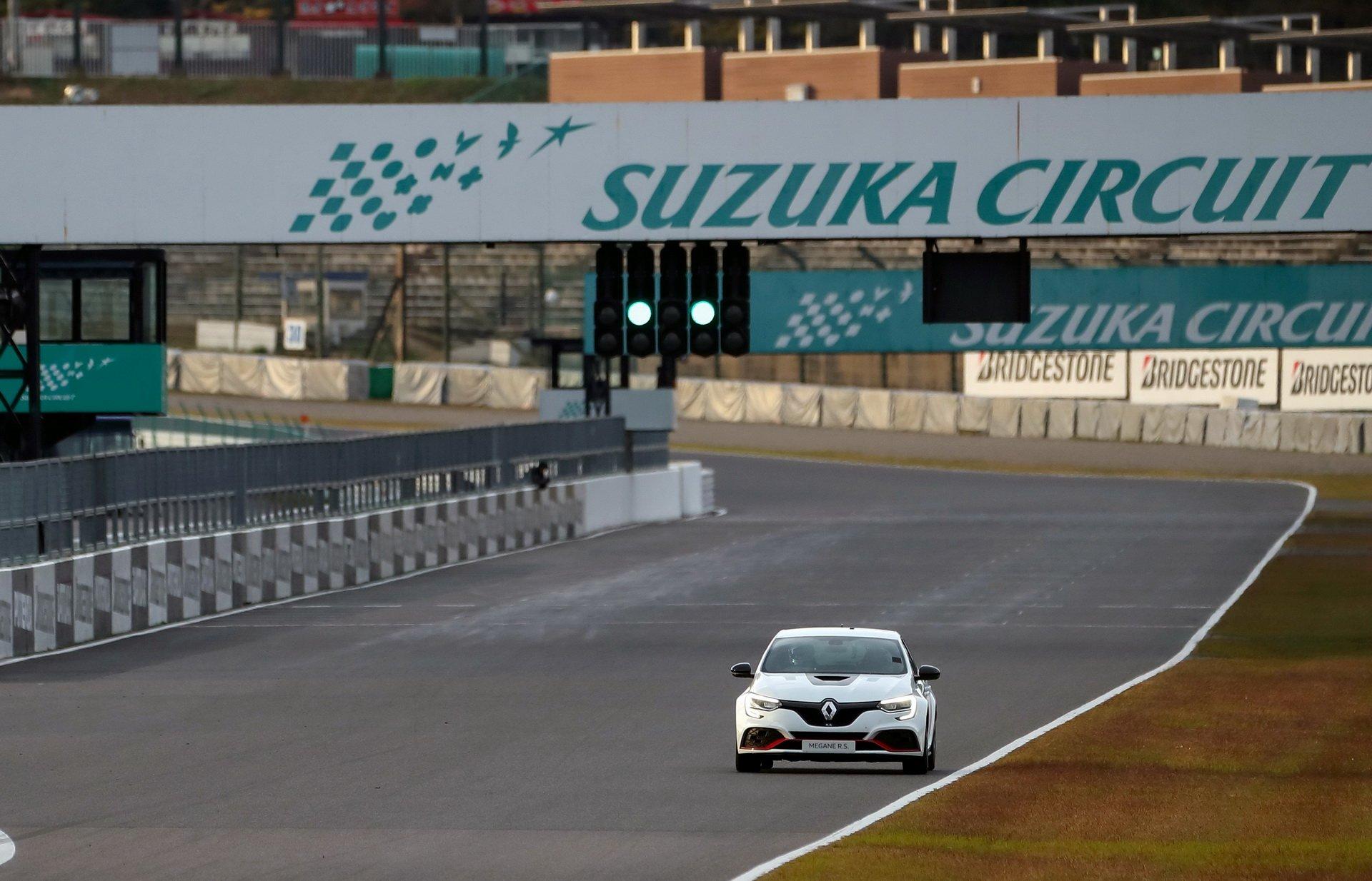2020 Renault Megane Rs Trophy R Suzuka Record 2