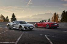 Audi R8 V10 RWD, actualización para la versión del R8 más divertida