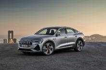La familia e-tron aumenta con la llegada del nuevo Audi e-tron Sportback