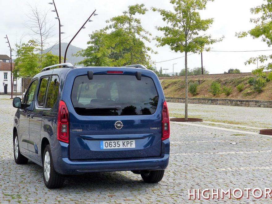 E1160079 Opel Combo Life