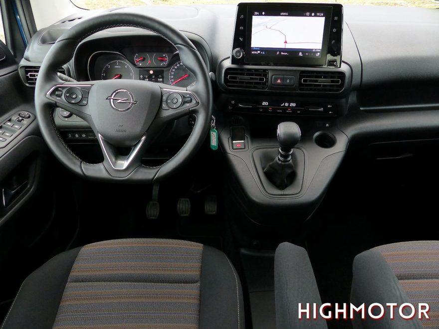 E1160224 Opel Combo Life