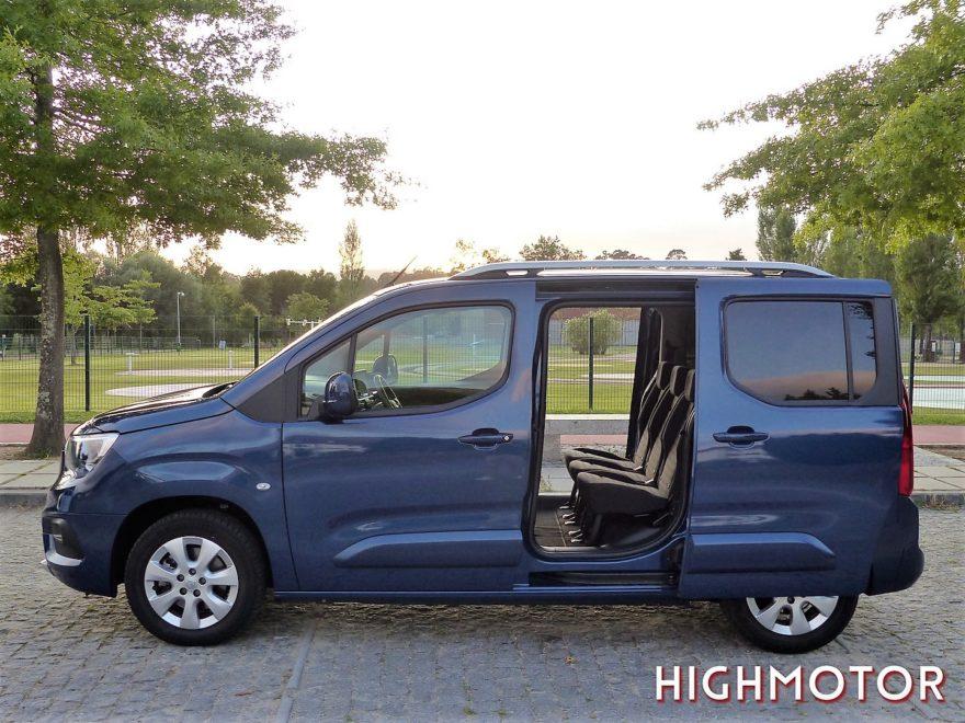 E1160296 Opel Combo Life