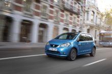 El SEAT Mii Electric inicia su comercialización en España con un equipamiento de serie muy interesante