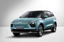 Aiways U5, el primer coche eléctrico chino que se comercializará en Europa