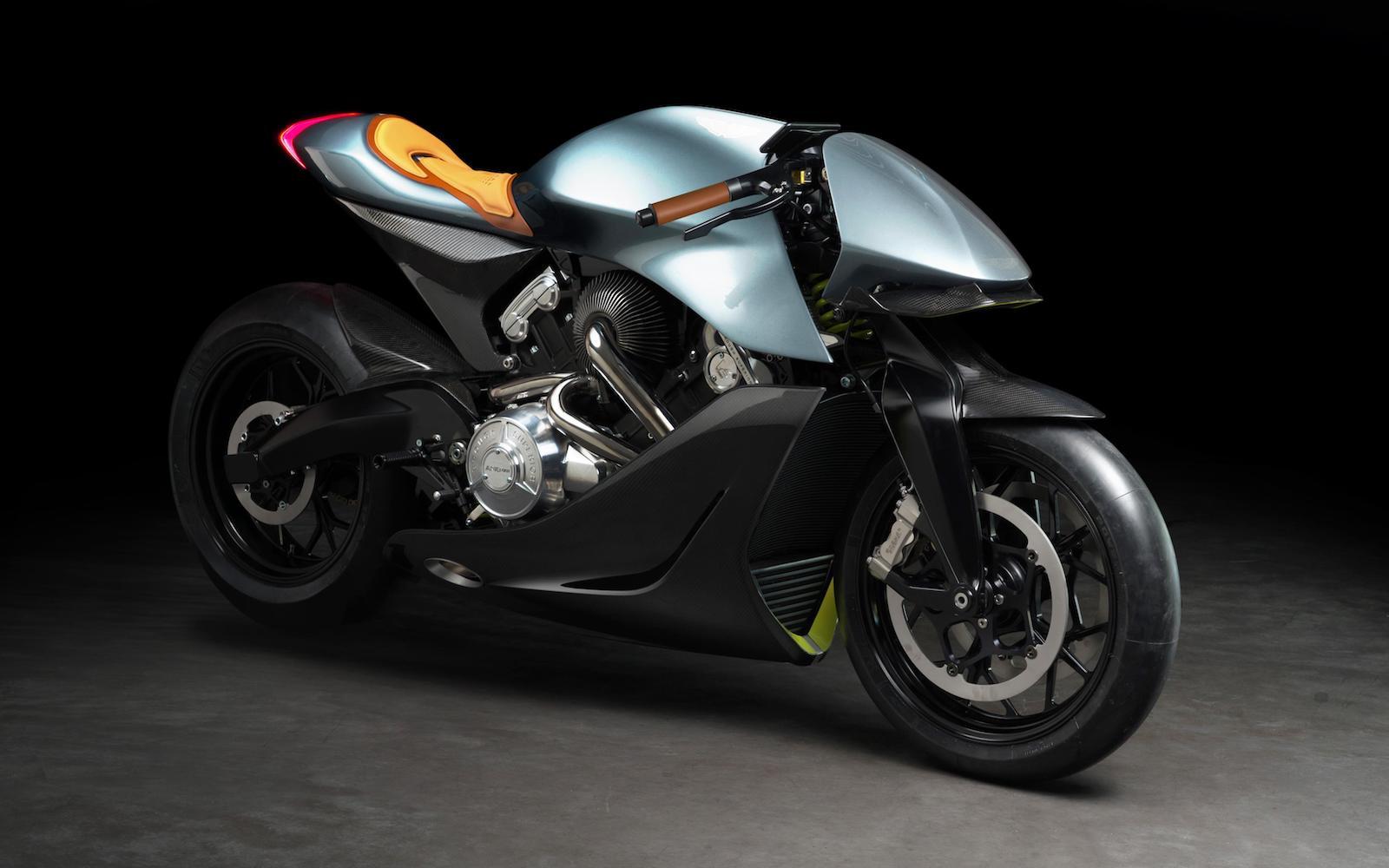 Aston Martin Amb 001 Moto 2
