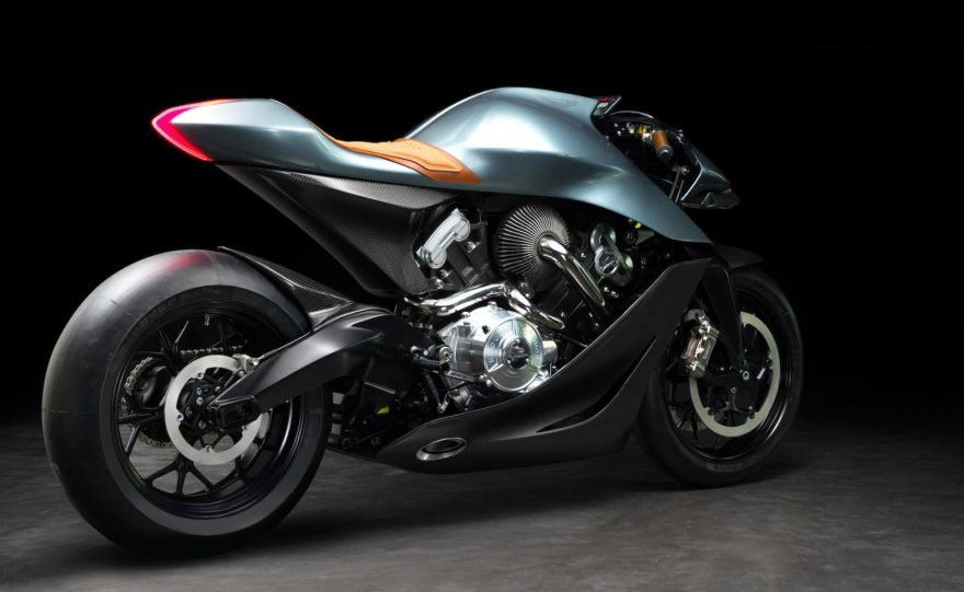 Aston Martin Amb 001 Moto 3
