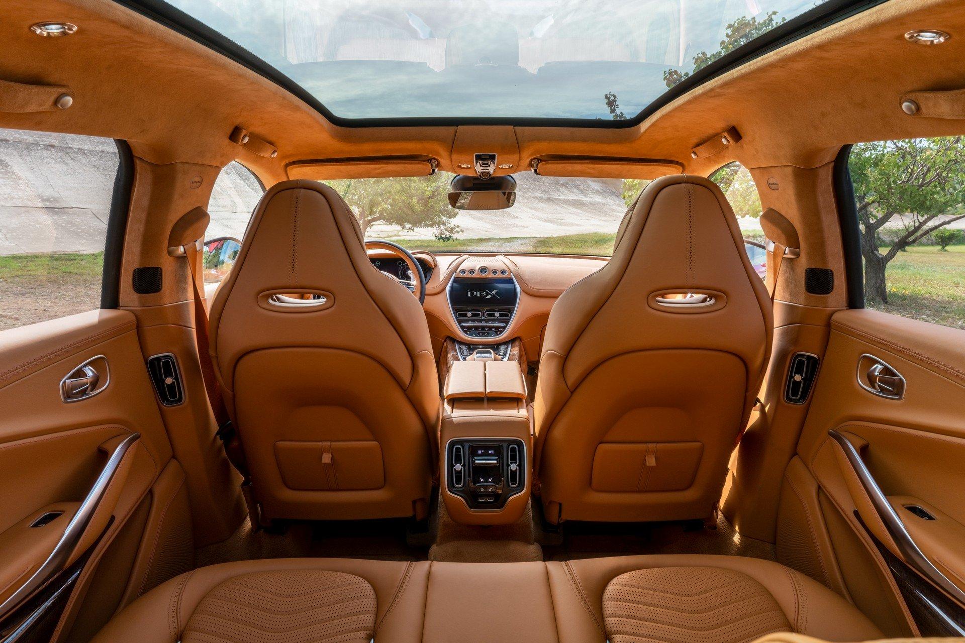Aston Martin Dbx Suv 2020