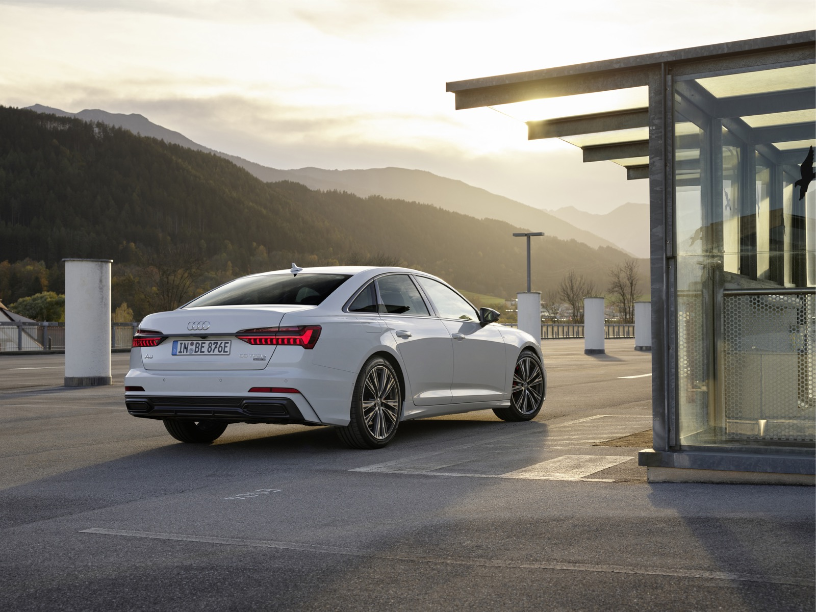 Audi A6 55 TfsiE