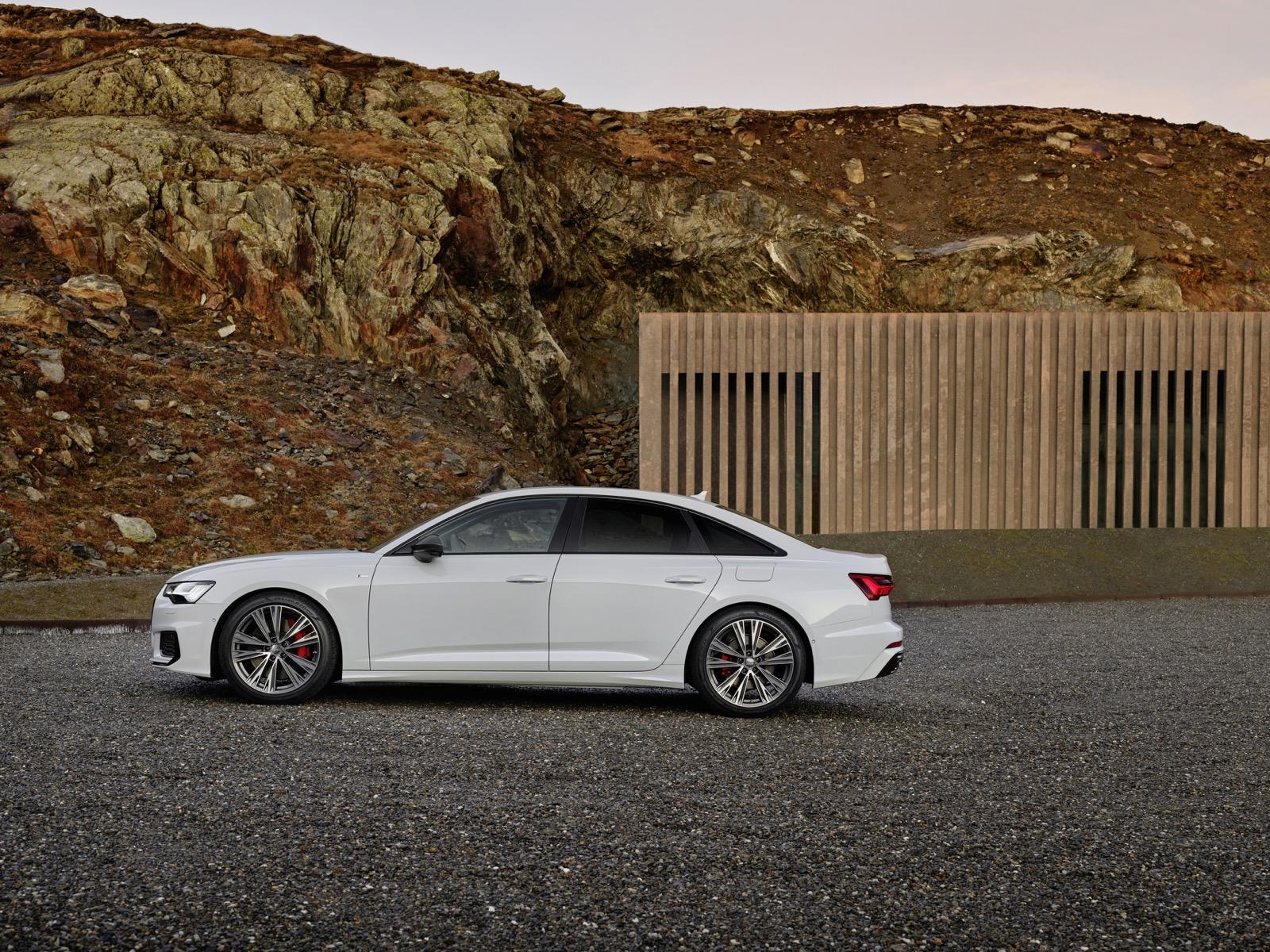 Audi A6 55 TfsiE Quattro