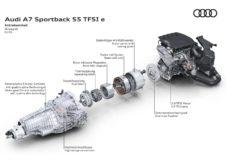 Audi A7 55 Tfsie 7