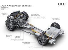 Audi A7 55 Tfsie 8