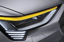Audi Matrix LED digital: ¡revolución para los faros del automóvil!