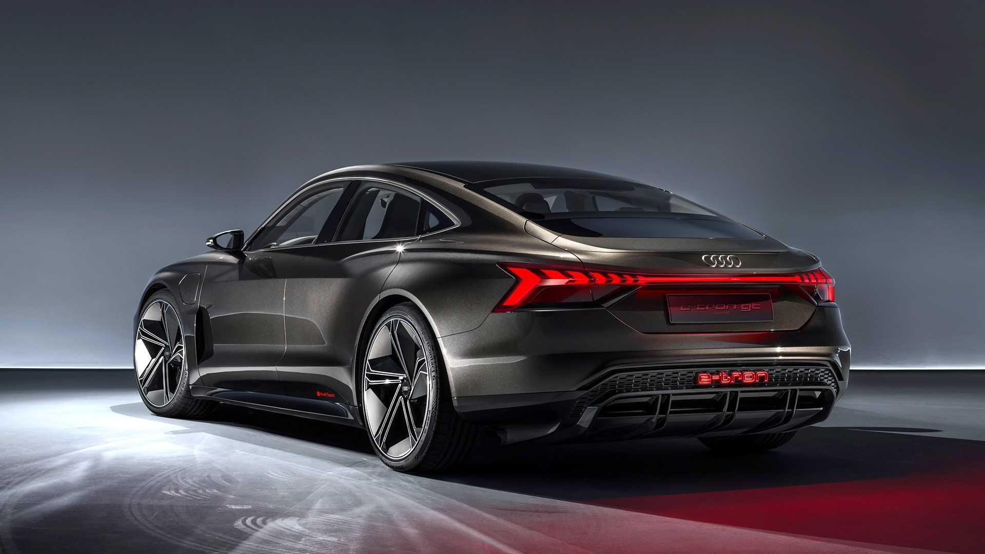 Audi Etron Gt Presentación Oficial 6
