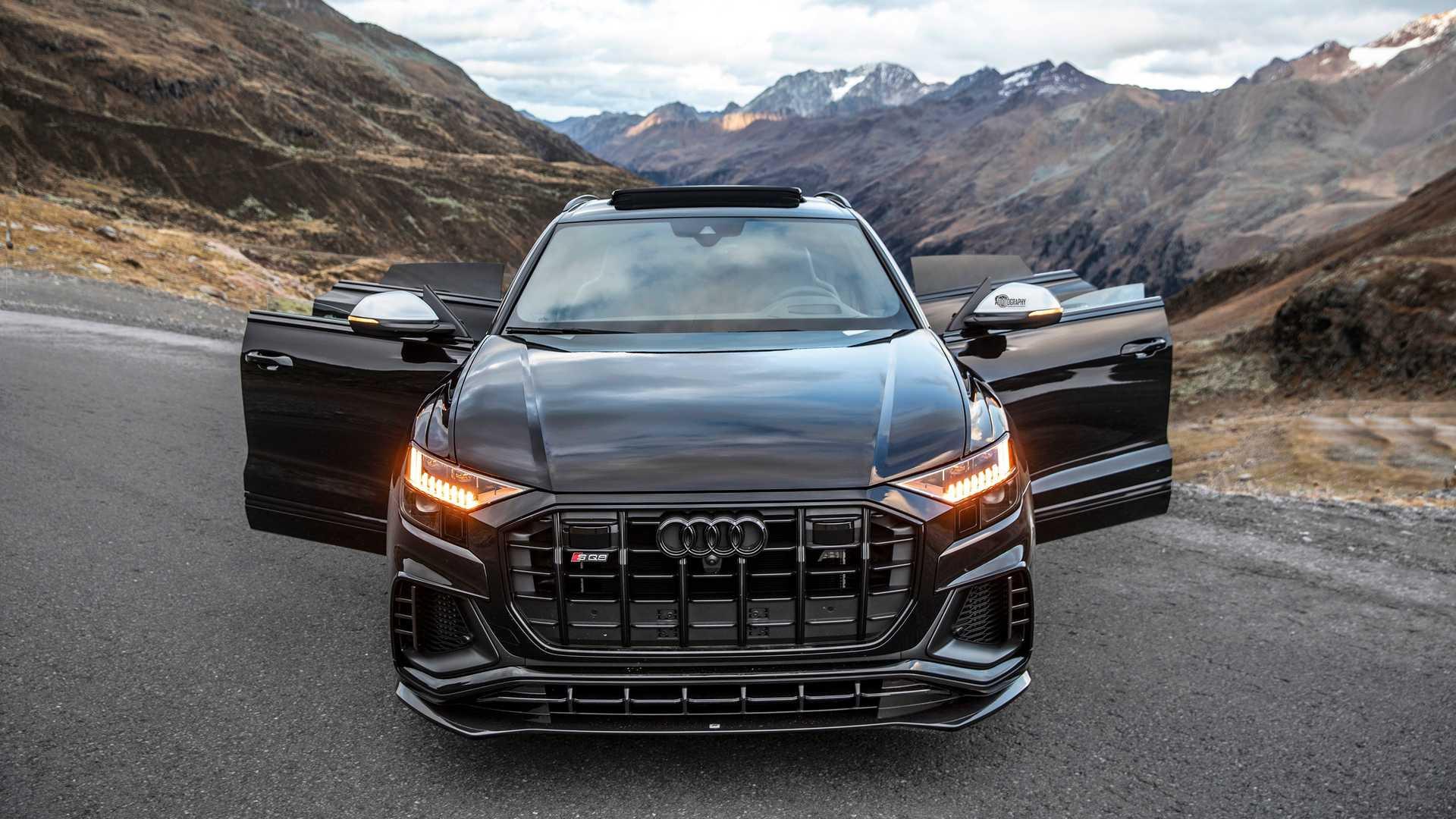 Audi Sq 8 Abt 520 Cv