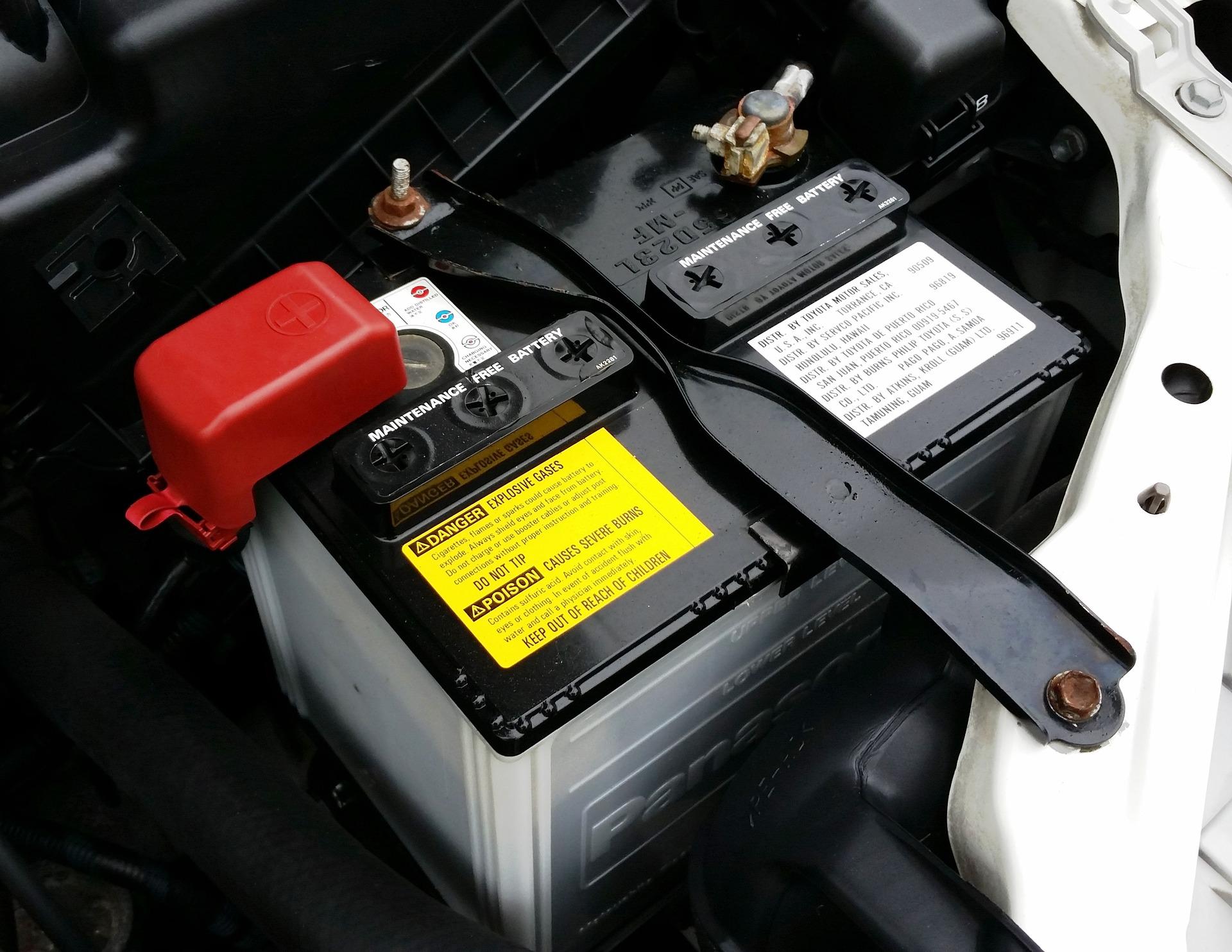 Bateria Coche Precios
