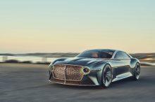 El primer coche eléctrico de Bentley será una berlina de alto rendimiento