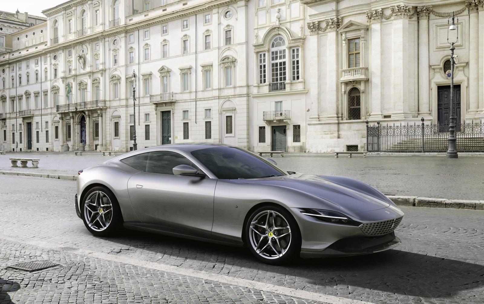 Ferrari Roma 01