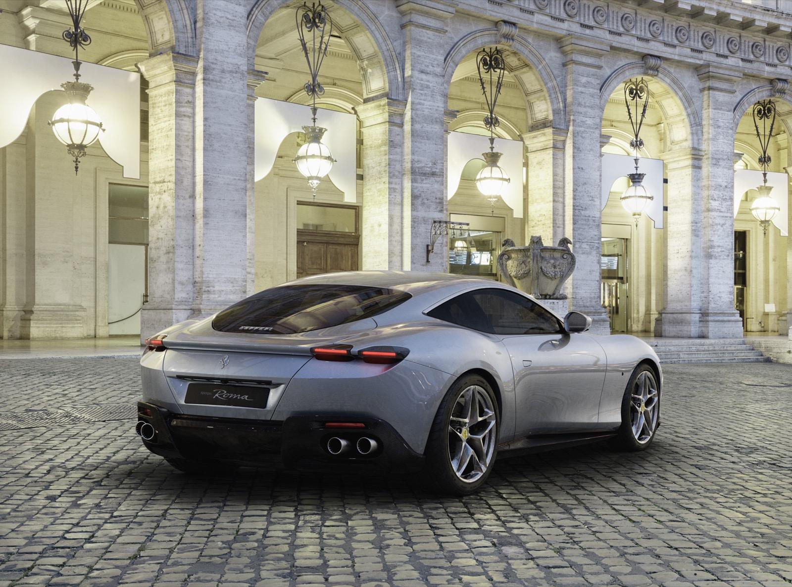 Ferrari Roma 04