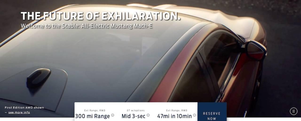 Ford Mustang Mach E Filtrado 4