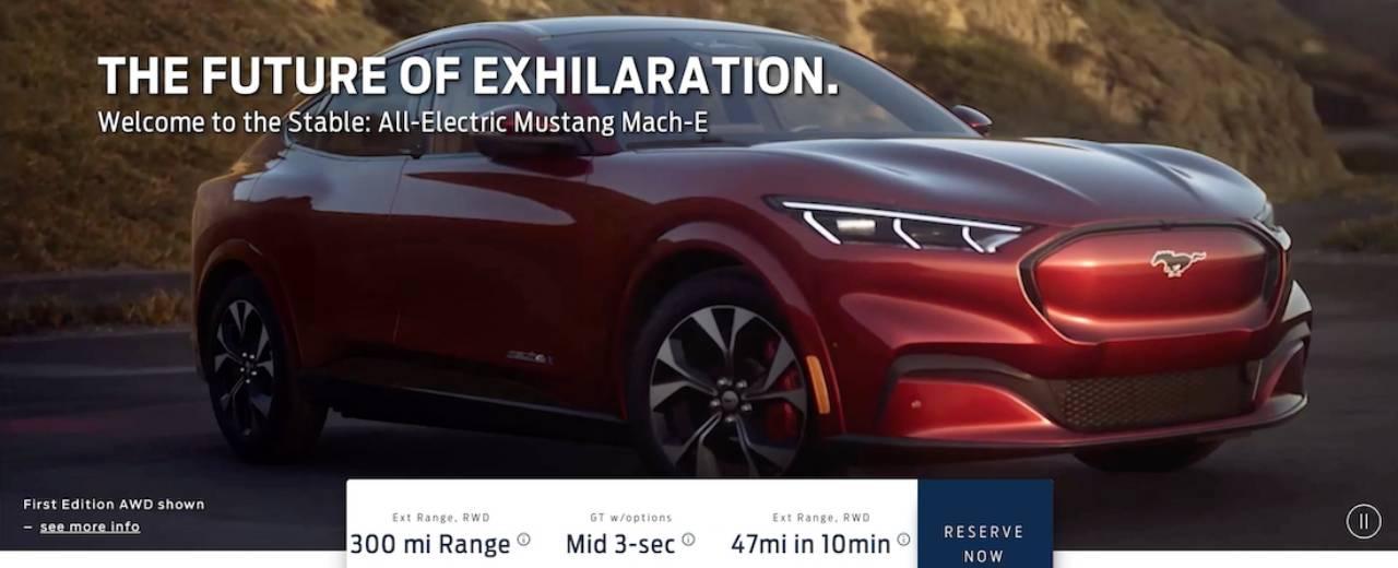 Ford Mustang Mach E Filtrado 5