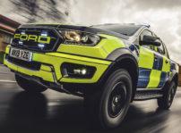 Ford Ranger Raptor Policia 2