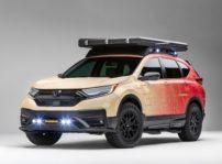 Honda Cr V Concept Sema