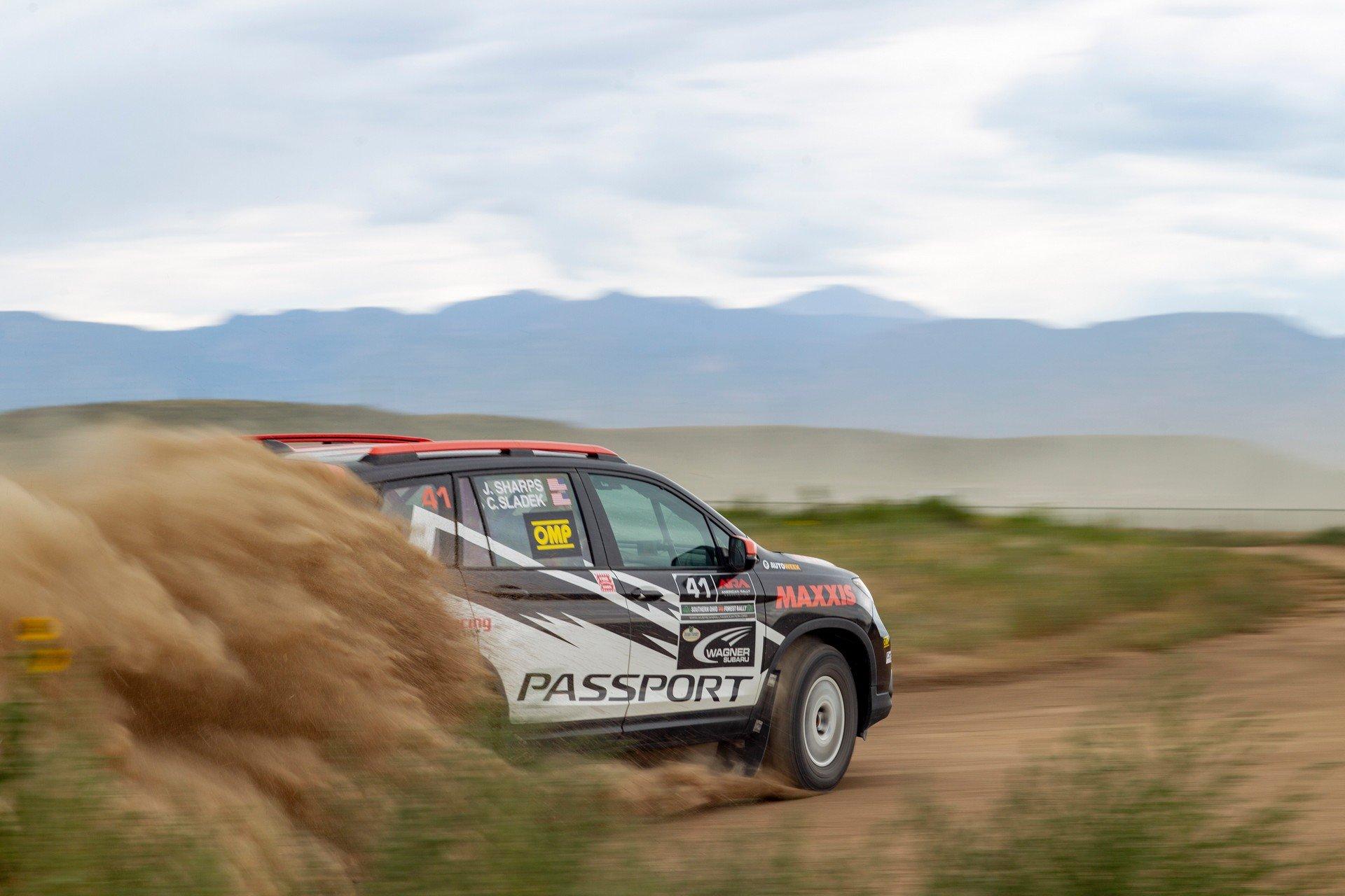 Honda Passport Rally Sema