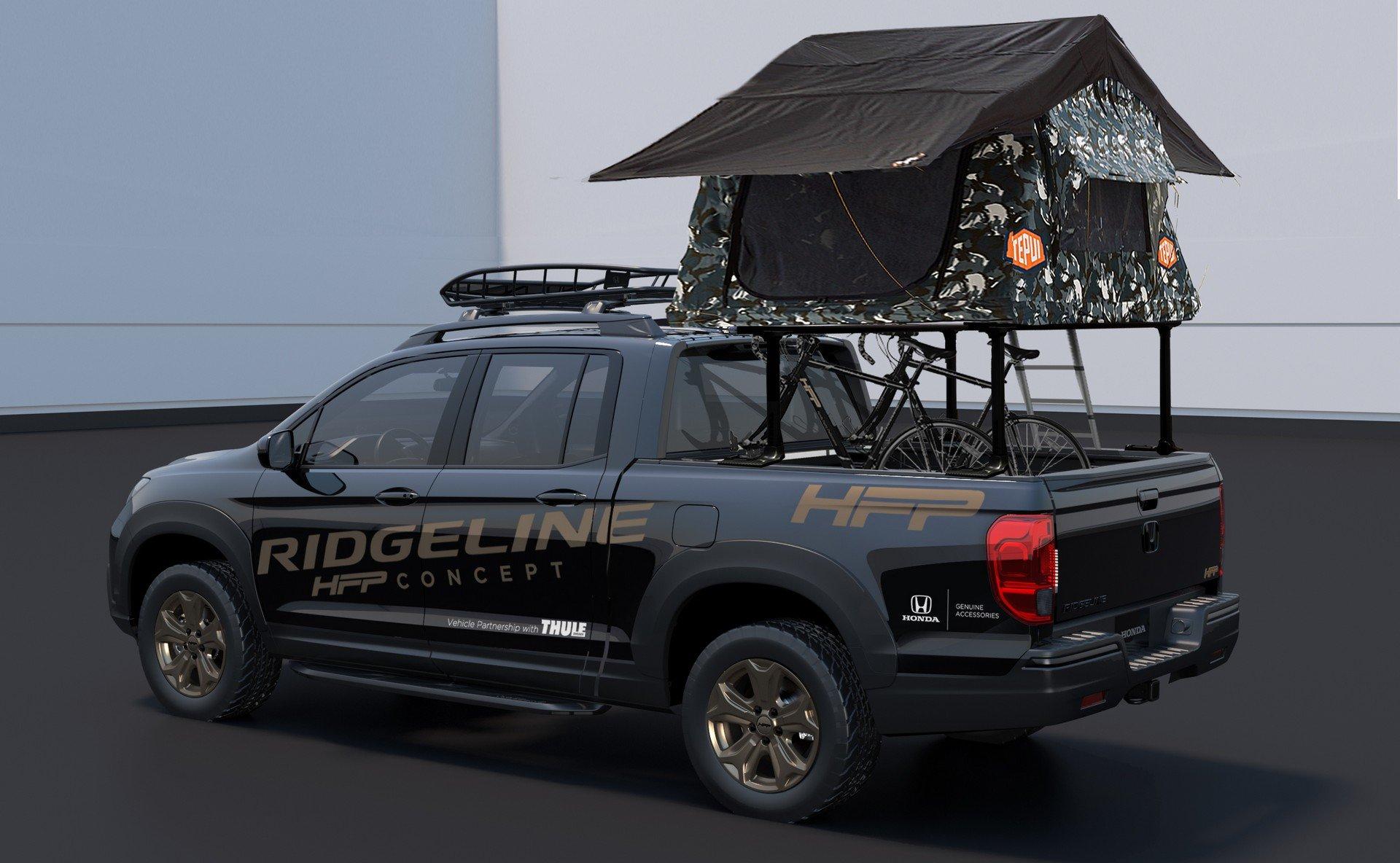 Honda Ridgeline Sema 2019