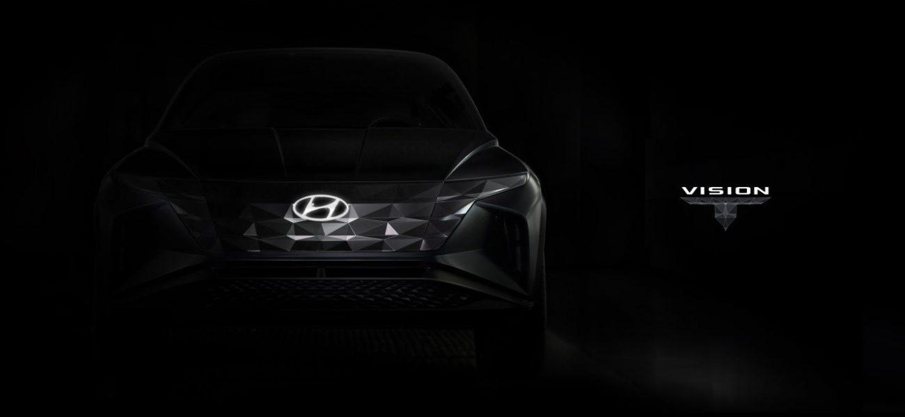 Hyundai Suv Concept Front