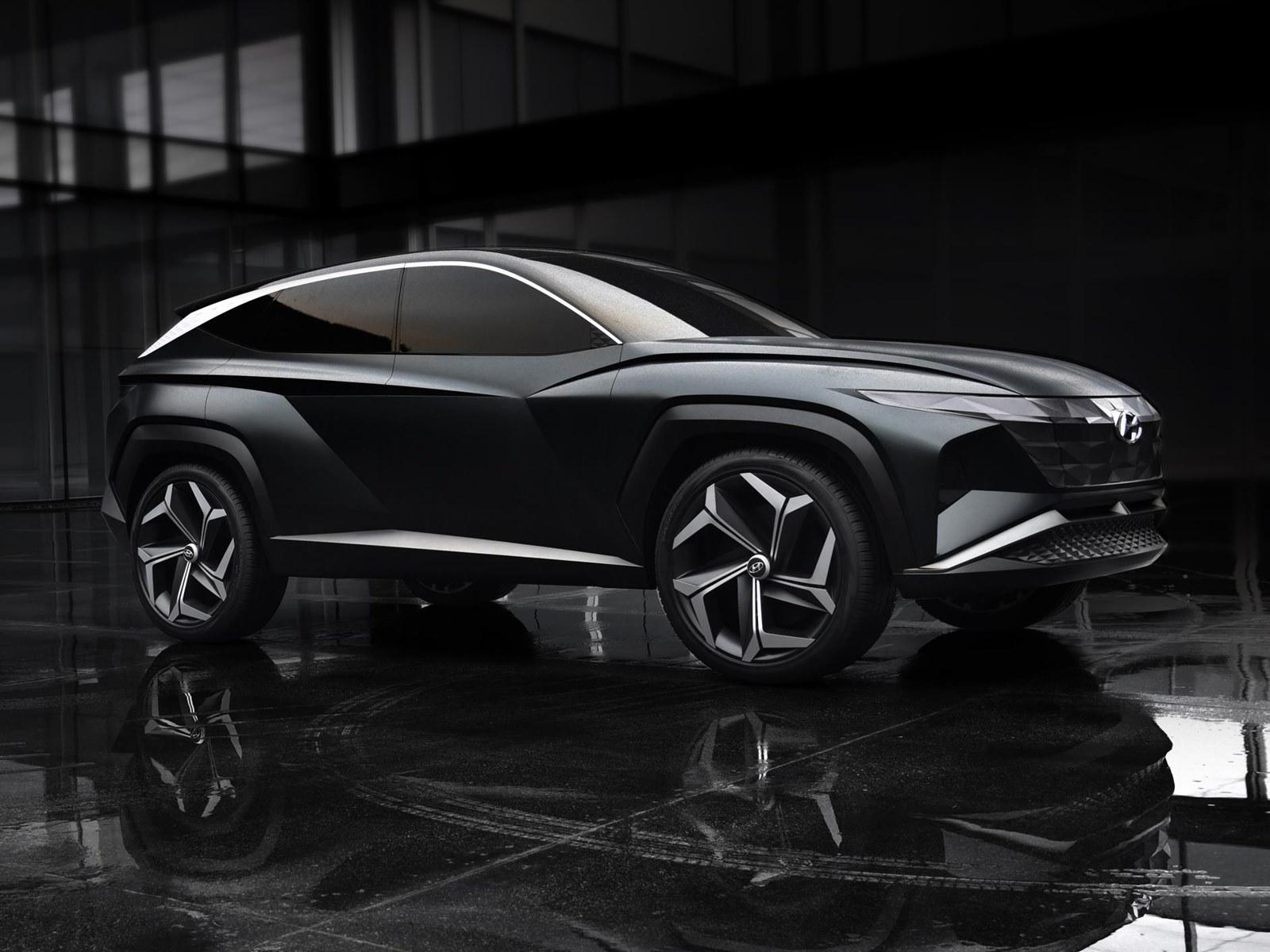 Hyundai Vision T Concept Car (2)