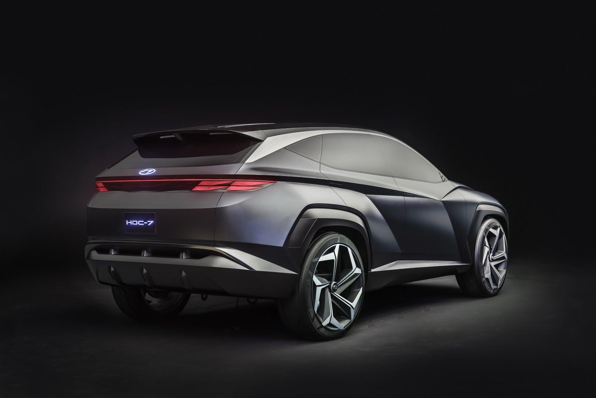 Hyundai Vision T Suv Concept La Show 6