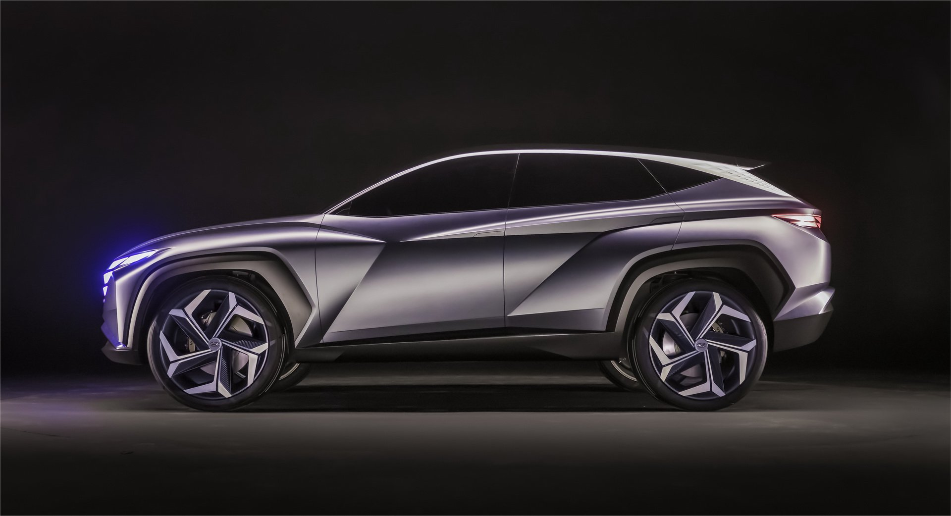 Hyundai Vision T Suv Concept La Show 7