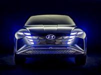 Hyundai Vision T Suv Concept La Show 9