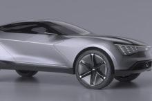 KIA Futuron Concept, un SUV eléctrico con Nivel 4 de conducción autónoma