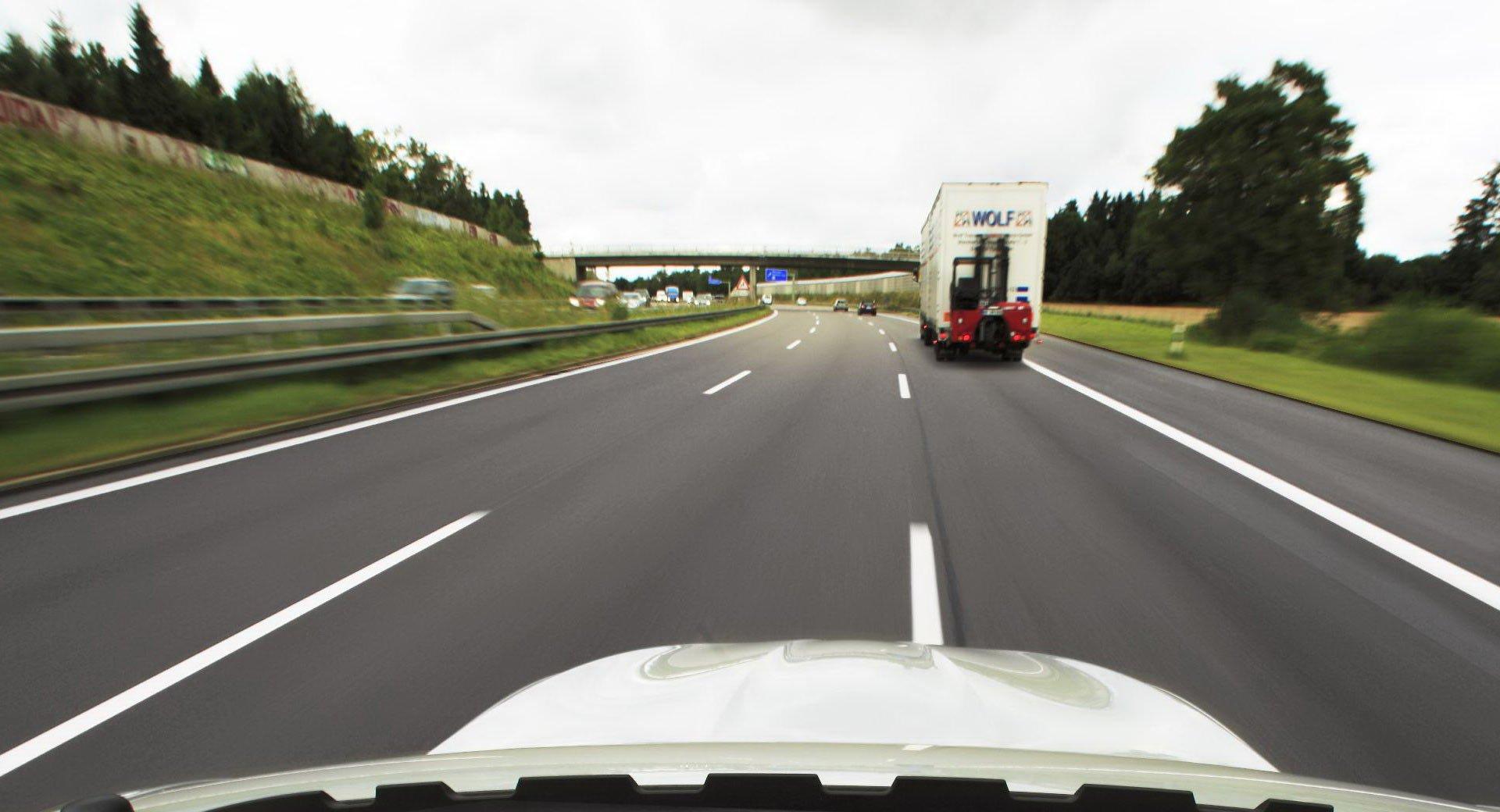 Limite Velocidad Autopista Holanda