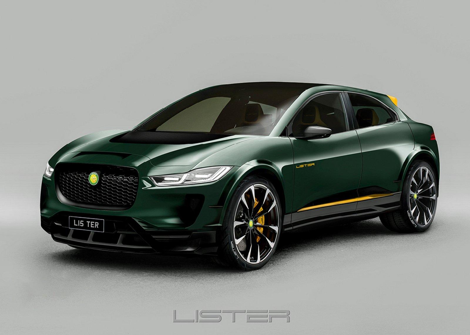Lister Suv E Jaguar Ipace (1)