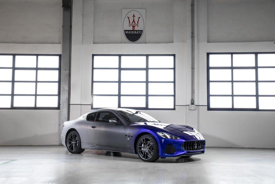 Maserati Granturismo Sustituto 4