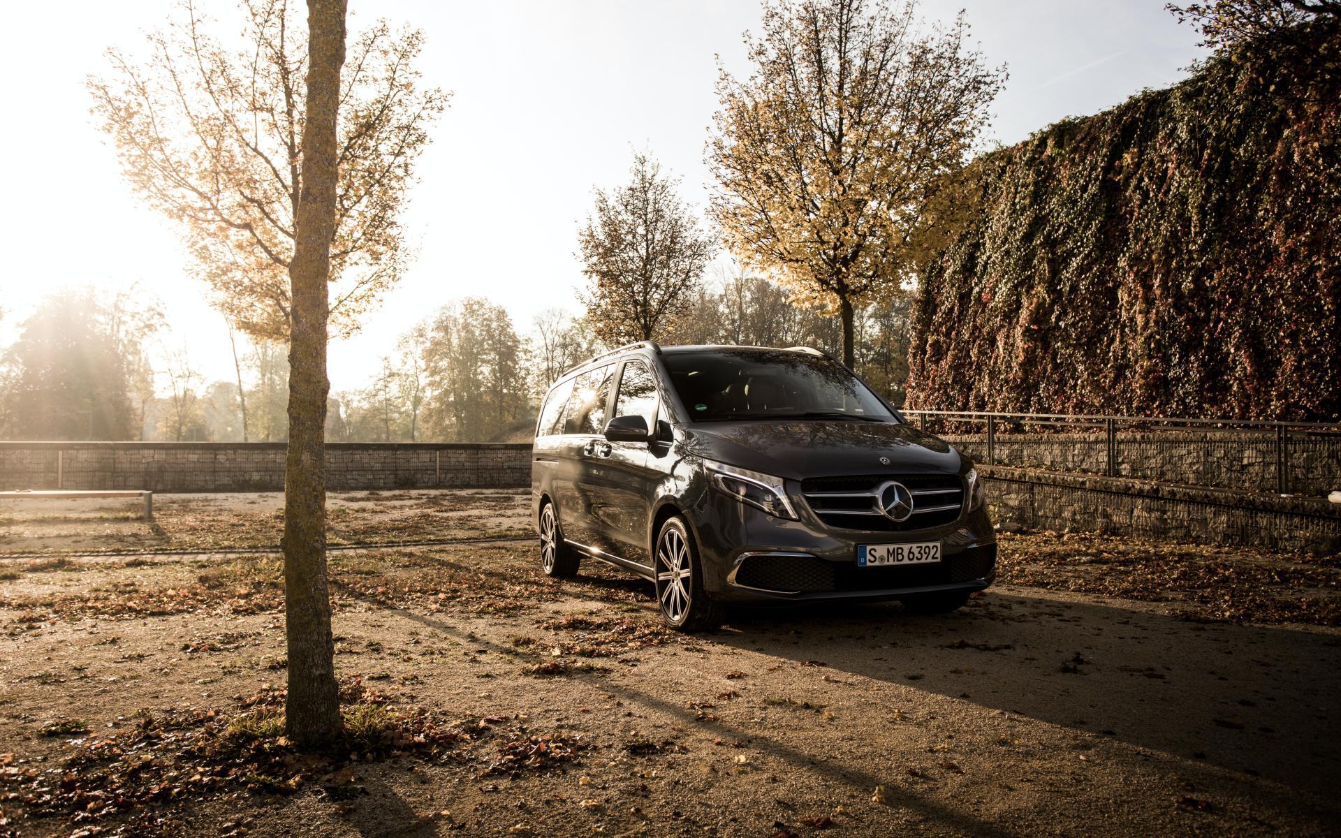 Mbux Sistema Inforentretenimiento Mercedes 4