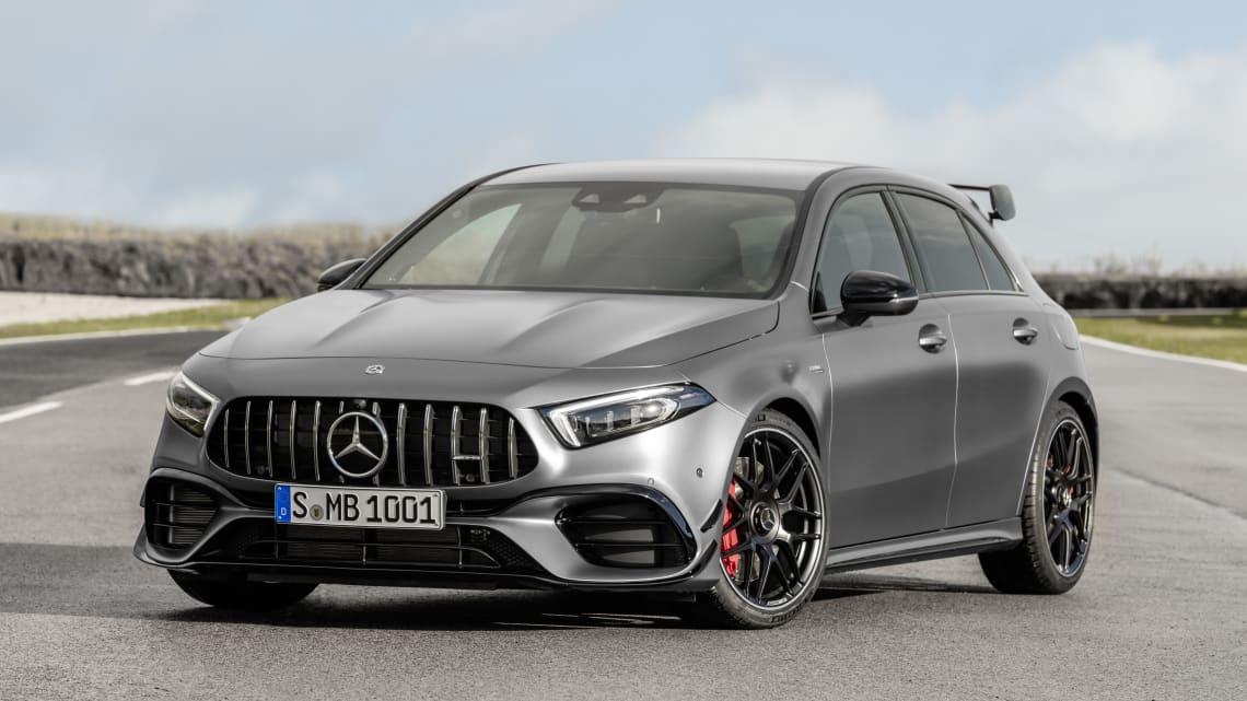 Mercedes A45 2020