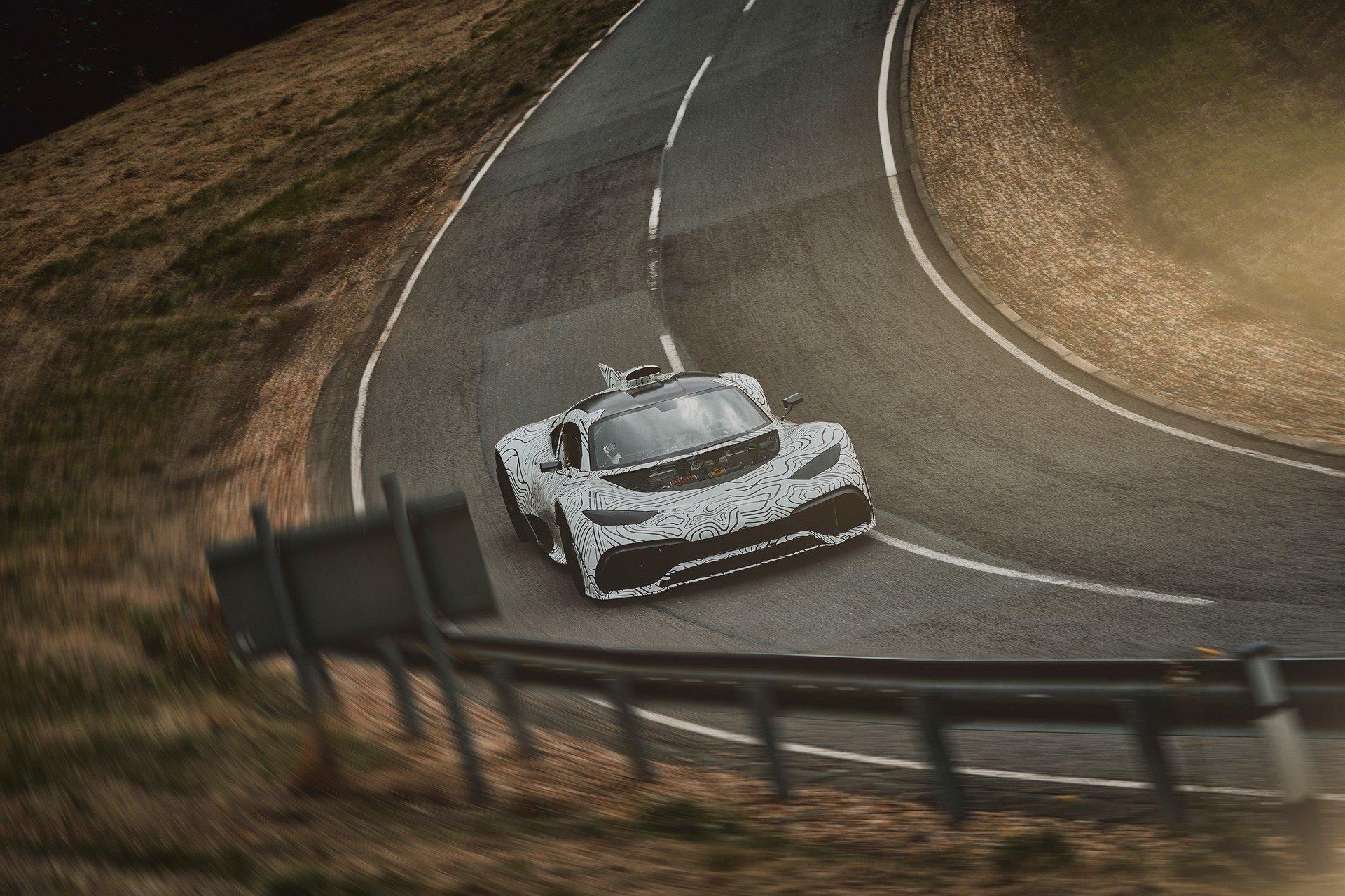 Mercedes Amg One 3