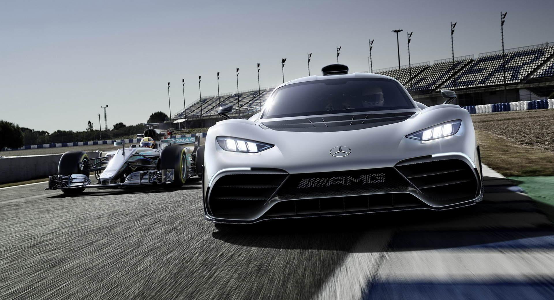 Mercedes Amg One 5