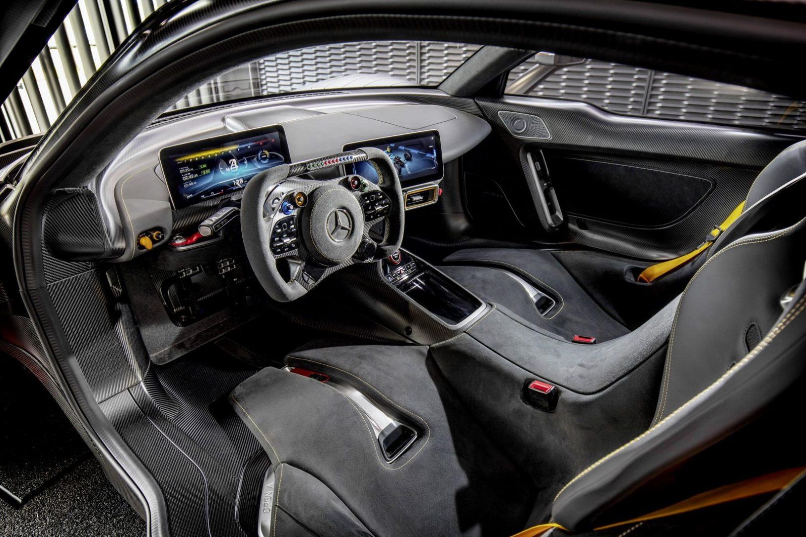 Mercedes Amg One 6
