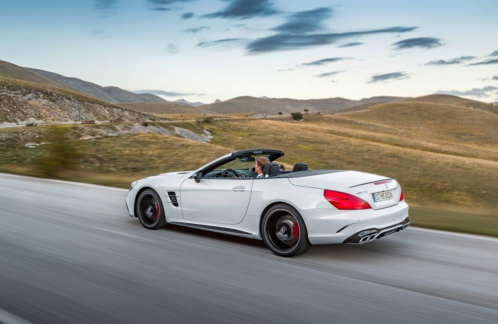 Mercedes Amg Sl63 (2)