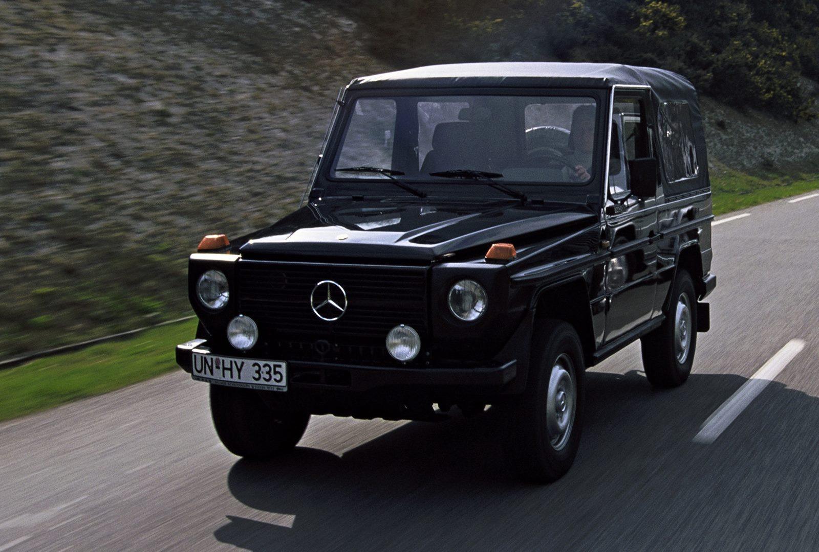 Mercedes Benz G Electrico (3)