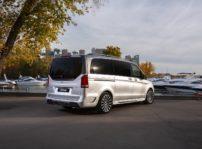 Mercedes Benz V Class Tuning Larte Design 13
