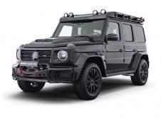 Mercedes Clase G Brabus Adventure (6)
