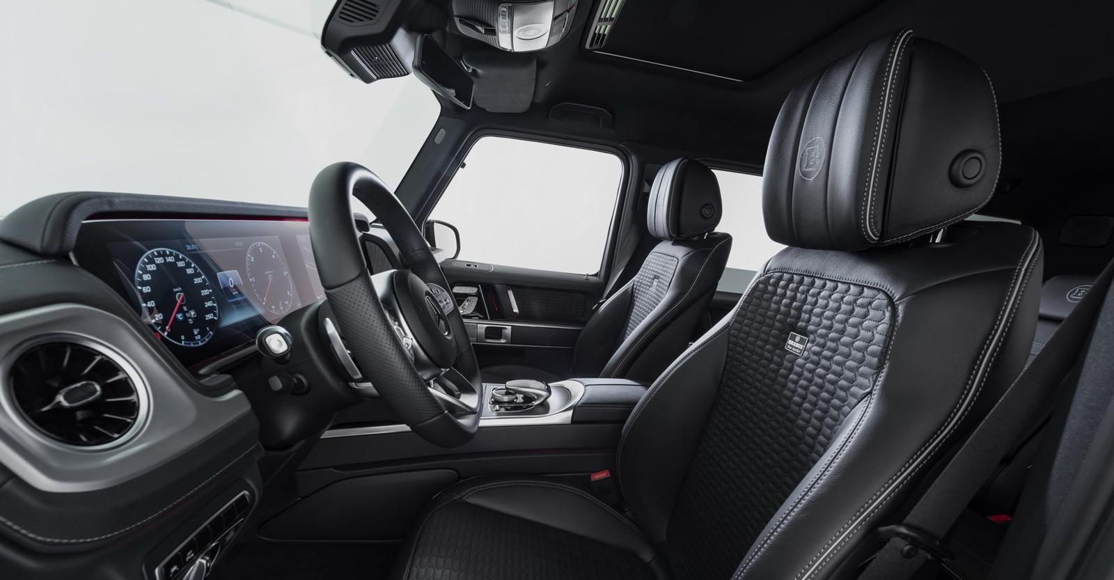 Mercedes Clase G Brabus Adventure (7)